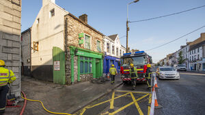 Midleton Post Office gutted; elderly woman escapes blaze