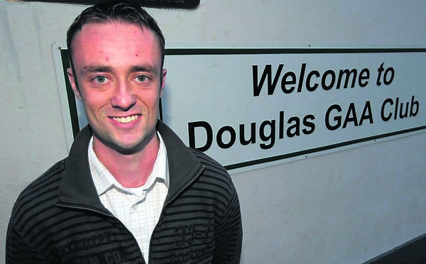 Douglas manager Ray Keating.