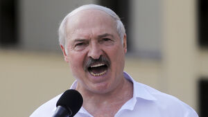 Belarus president rejects possibility of election rerun amid huge protests