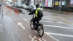 Protections for Cork city cycle lanes welcomed