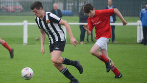 Murnane to the four for Midleton's U15 as they reach National Cup semi final
