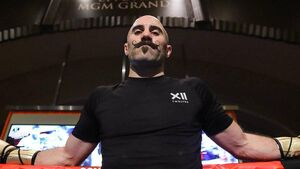 Spike O'Sullivan: 'He wants to hurt me and end my career; I'm not worried'