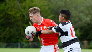 O'Donovan Rossa footballers hold out for victory to reach the SFC knockout stages
