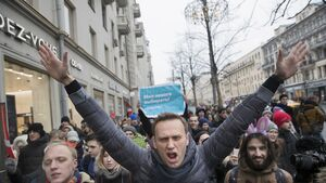 Who is Russian opposition leader Alexei Navalny?