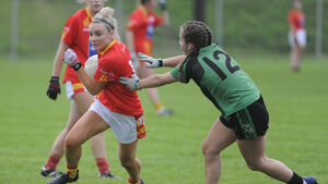 Cahalane goal snatches dramatic late win for Éire Óg ladies footballers over St Val's