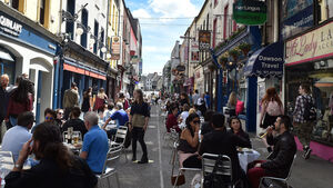 Reimagining Cork City: Al fresco dining provision for 1,000 people planned
