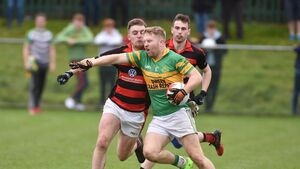 Stunning tally of 3-15 from play shows young St Michael's side mean business