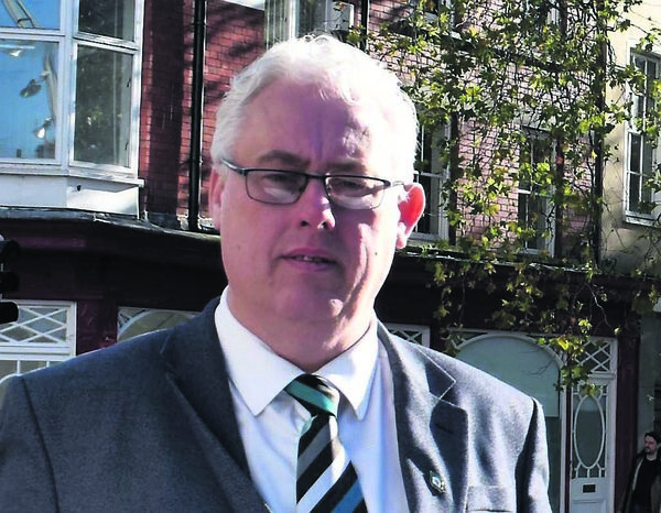 Thomas Gould, Sinn Féin spokesman on Addiction, Wellness and Recovery, says the Citizens Assembly on drugs needs to include representatives from communities affected by drugs.	Picture: Mike English