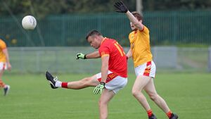 Mallow roar back into the mix after excellent showing against Éire Óg