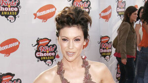 Alyssa Milano says her hair is falling out as a result of coronavirus