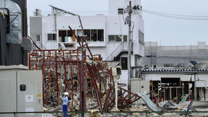 Northern Japan explosion kills one and injures 17
