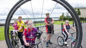 Cyclists gear up for the 20th annual Tour de Munster charity cycle