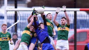 Minor football: St Finbarr's rally in the second half to see off Wolfe Tones