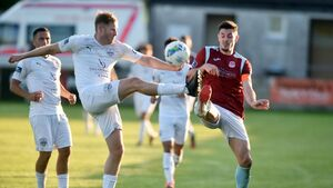 Cobh Ramblers boss hails their character ahead of the trip to Cabinteely
