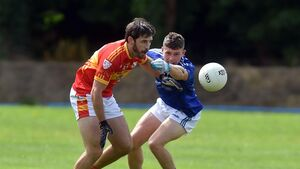 Éire Óg footballers have a promising blend of youth and experience