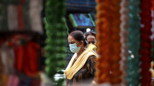 Coronavirus: India surpasses two million cases