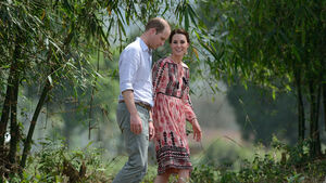 William and Kate express concern for animals on flooded Indian reserve