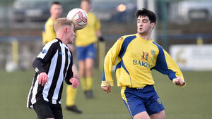 Late goal blitz gets Douglas into last four of FAI Youth Cup