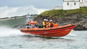 "Father and son rescued off Cork coast made ""lucky"" escape"