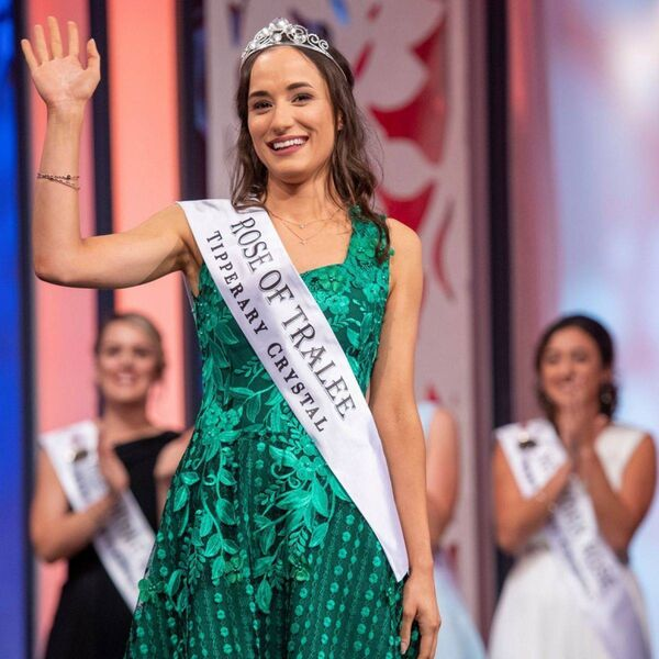 Limerick Rose Sinead Flanagan, a junior doctor who studied at UCC and worked at Cork hospitals, was named the 2019 Rose of Tralee.