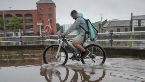 Two more weather warnings issued: Cork City Council says there is a 'significant risk' of flooding