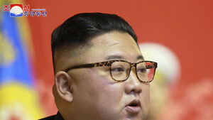 North Korea's Kim boasts of nuclear capability amid stalled talks with US