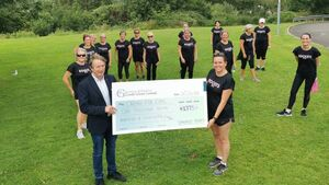 Major fundraising drive bringing communities together in aid of three Cork charities