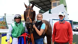 Getaway Queen brings joy for Killeagh trainer and former Cork hurling captain