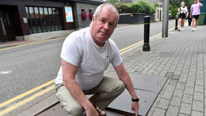 Douglas footpath 'an accident waiting to happen' claims Cork city councillor