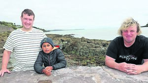'Right place, right time' for teens involved in Cork sea rescue