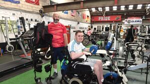 Funding needed for bionic suit that gives wheelchair users in Cork a chance to walk