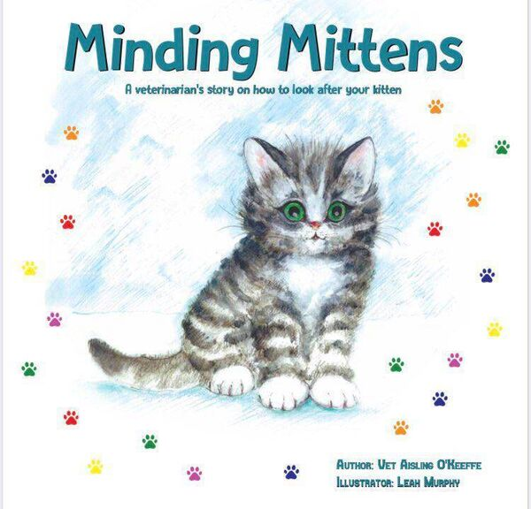Minding Mittens by Aisling O'Keeffe, originally from Togher