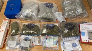 Cannabis and cocaine seized in operation in Cork