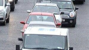 Delays reported on busy Cork road