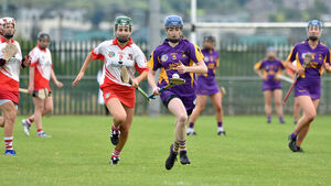 Aoife Hurley stars for St Catherine's in SCC win over Ballygarvan