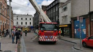 "Assessment of ""potentially"" dangerous building in Cork City underway"