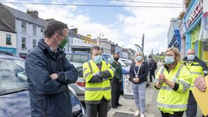 Minister visits Cork towns devastated by flooding