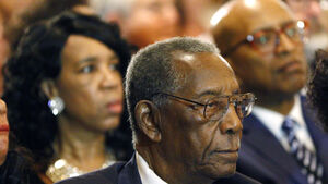 Veteran US civil rights campaigner Charles Evers dies aged 97