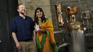 New Cork distillery becomes viral sensation in India