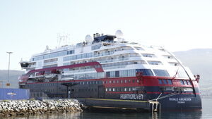 Scores of passengers on Norwegian cruise ship test positive for Covid-19