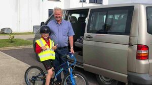 Six-year-old Cork boy cycles 3k a day to raise Autism funds