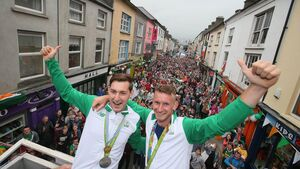 Being in Skibbereen was special as the O'Donovan brothers delivered an incredible performance at the Olympics