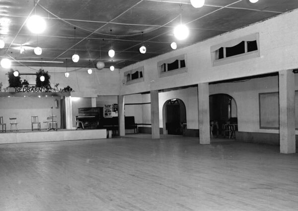 THE PLACE TO BE: Redbarn Ballroom in Youghal, in 1962.