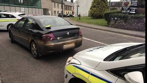 Driver who turned away from Cork checkpoint arrested