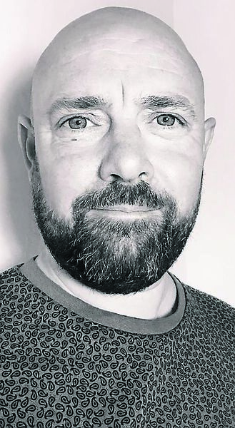 REBEL VIBE: Cork artist Jason O'Gorman loves his home city and often features it in his work