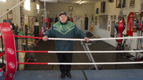 From Rhode Island to East Cork, the story of boxing coach Maurice Walsh