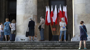 Poland holds presidential election delayed by virus pandemic