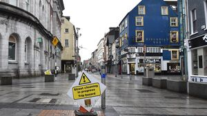 Businesses welcome deep clean of Cork city streets