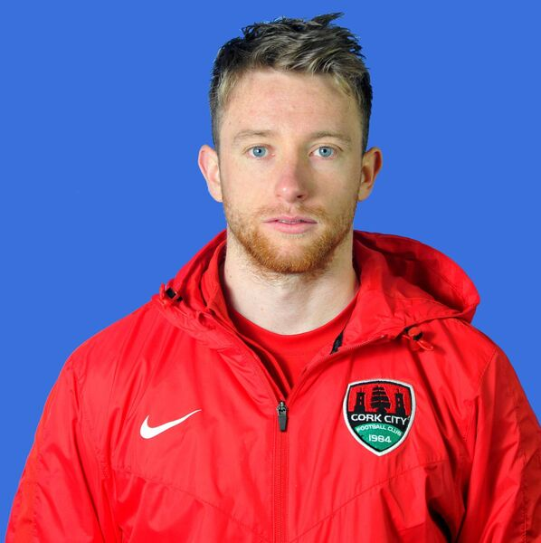 Kevin Tattan, former Cork City strength and conditioning coach. Picture: Doug Minihane