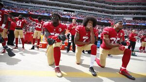 Kaepernick offered the US a way out but nobody in power is listening